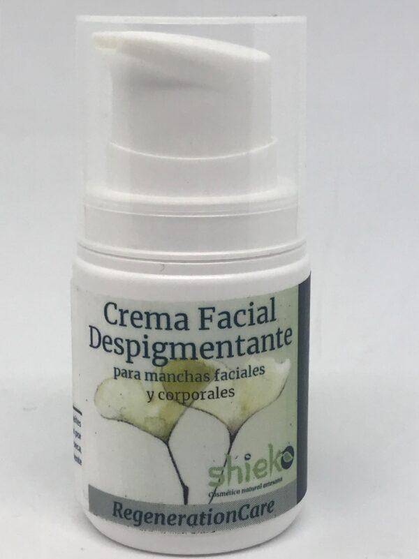Despigmentante cutánea